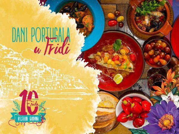 Dani Portugala kod naših partnera Cantina de Frida