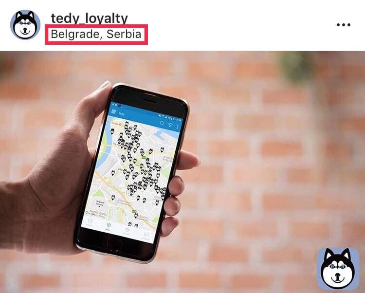 vaznost geotaga za vas biznis