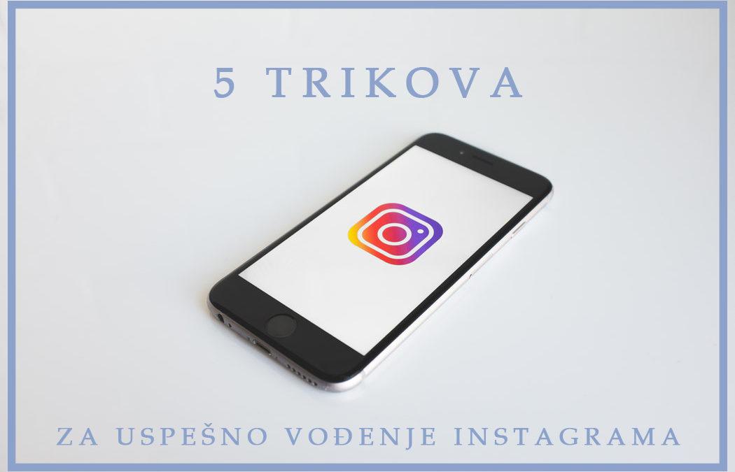 Zašto je važno da Vaš biznis ima nalog na Instagramu?